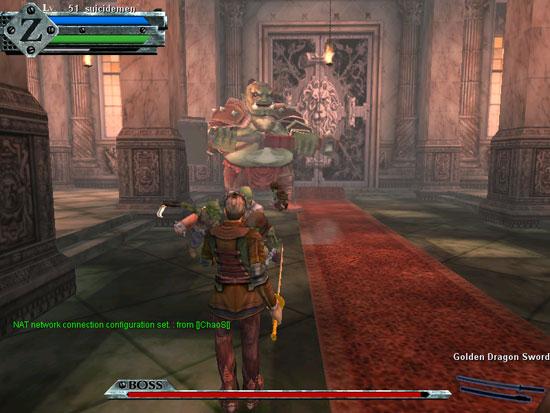 Goblin King Boss - GUNZ Quests